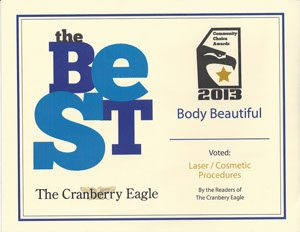 Best Choice Cranberry Eagle, Awards and Community Service