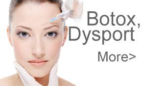 Dysport, Botox