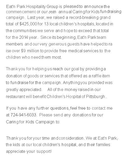 eat n park hospitality group