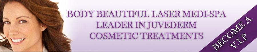 Body Beautiful Laser Medi-spa VIP juvederm