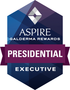 Aspire reward presidential executive