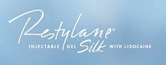 restylane silk logo Restylane family of products