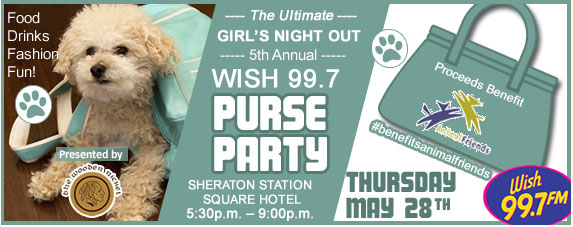 wish 997fm purse party and body beautiful