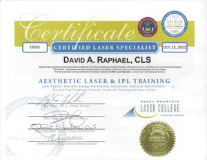 CLS aesthetic laser ipl training rocky mountain laser college