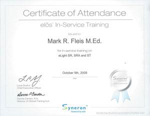 Syneron Mark R Fleis