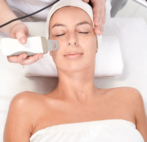 Body Beautiful the Ultrasound Facial Treatment