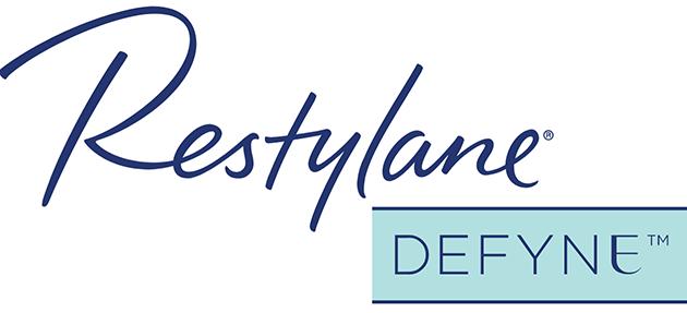 Restylane Defyne Logo, ,Restylane REFYNE, Restylane DEFYNE, Restylane after, Restylane Dermal Filler, injecables, fix wrinkles and fine lines