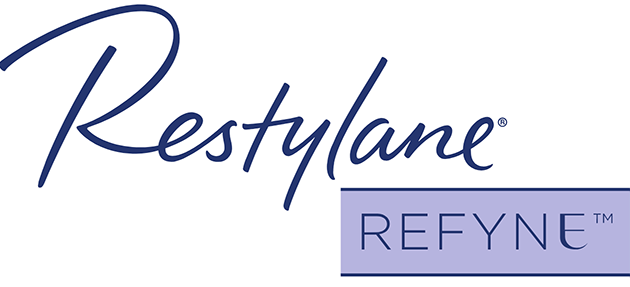 Restylane Refyne Logo, Restylane REFYNE, Restylane DEFYNE, Restylane after, Restylane Dermal Filler, injecables, fix wrinkles and fine lines
