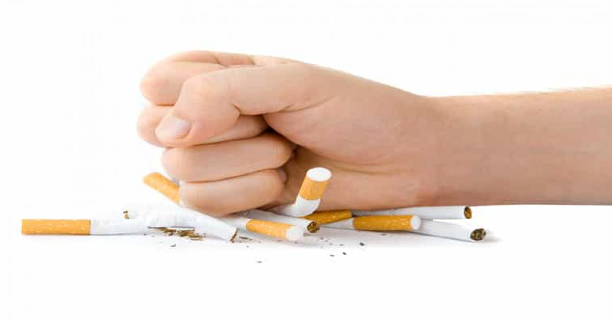 Stopping Cigarette Cravings