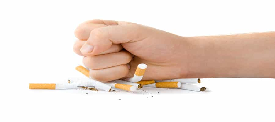 We'll Push the Right Buttons to Stop Cigarette Cravings