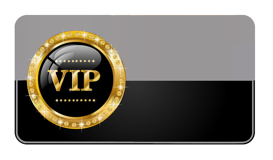 VIP Platinum Member Card Body Beautiful Laser