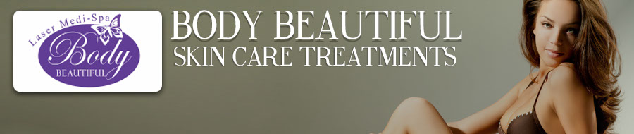 body beautiful laser spa banner skin care treatments