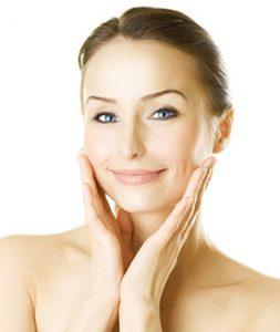 Skincare concept, Microneedling, Skin pen, Derma Pen