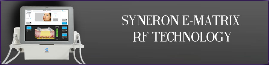 Etwo ematrix, Syneron Sublative Radiofrequency technology