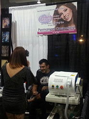 Body Beautiful Laser Medical spa at The Steel City Tattoo Convention in Pittsburgh Pa.