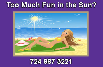 too much fun in the sun, Protect Your Skin, photosensitive medications, sun sensitive, photo toxic drugs, topical, agents