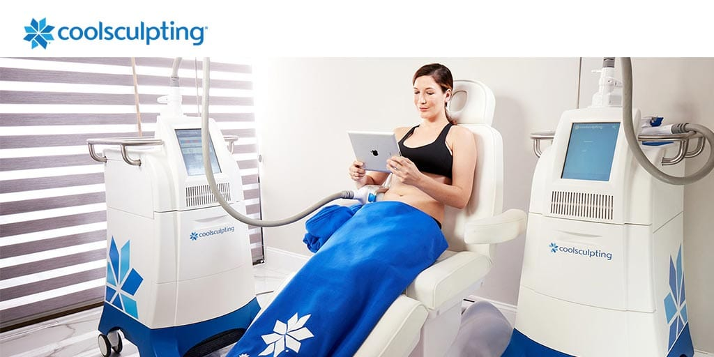 CoolSculpting freeze fat fast