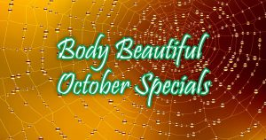October Cosmetic Sale