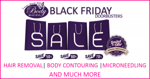 Black Friday advertisement, sale, deals, special pricing