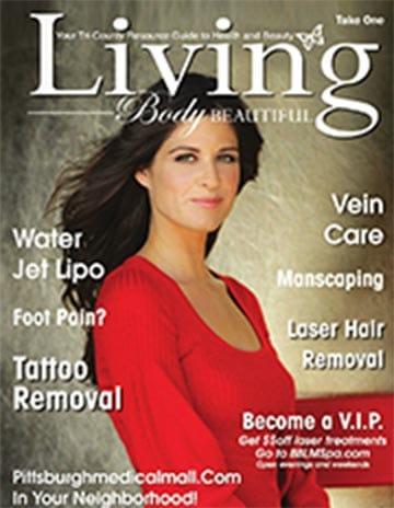Living Body Beautiful Magazine