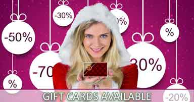Gift Cards Available at Body Beautiful