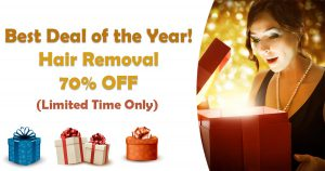 Best hair removal deal of the year