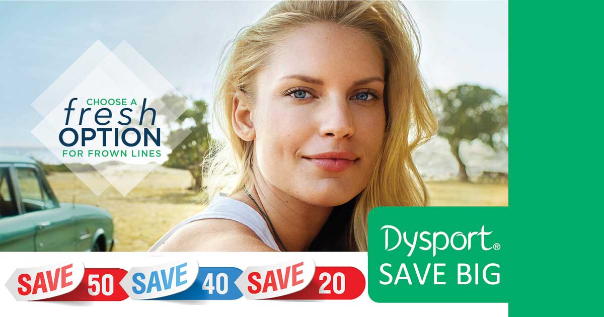 Save Big on Dysport