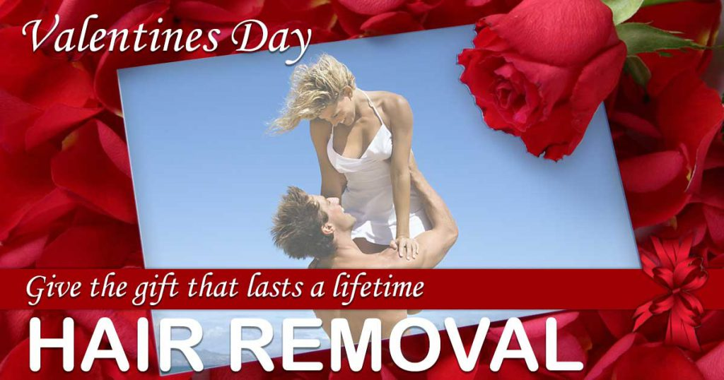 Valentines Day Hair Removal Special