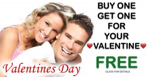 Hair Removal Valentines Day Special