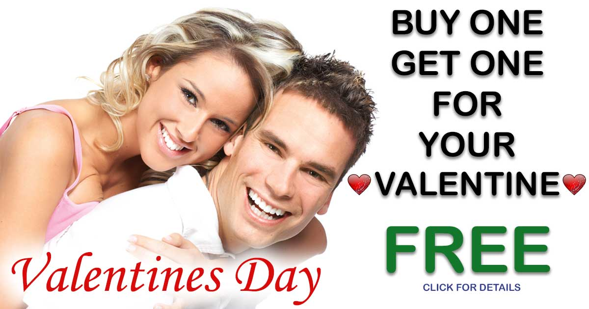 Hair Removal Valentines Day Special!