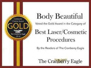 Gold BB community award, Awards and Community Service