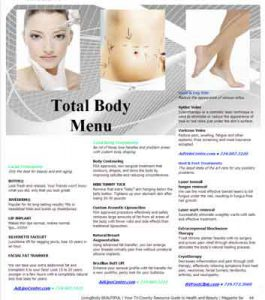 Total Body Menu Article, moles, mole, removal, pigment, lesions, brown, freckles, sunspots, birthmark, beauty, birth mark, Vascular birthmarks, scars, portwine, port wine stain, cosmetic surgery, cosmetic surgeon, cafe au lait, cherry angimoas, nevus of ota, Capillary Hemangioma, Salmon Patch, Strawberry Angioma, Vin Rose Patch, vascular, scar, laser surgery, laser, remove, Pittsburgh, PA, facial, surgeon, board certified,