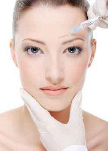 Woman getting Botox injectable at Body Beautiful