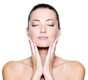 Microdermabrasion banner, Quickly remove acne and blemishes
