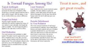 Toenail article, Per and post fungus removal, Happy after Laser Treatment, How fungus removal works, Cranberry TWP PA, Discolored, Real results, Wart Beautification, Testimonials, Nail health,