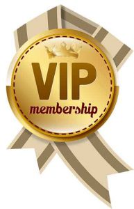 VIP membership logo, VIP Members page,K-laser Treatment Deal