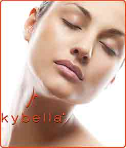 kybella injections younger woman