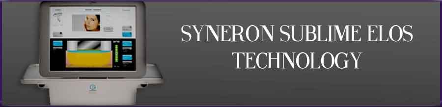 Sublime Elos treatment box, Syneron, Candela, skin care, skin tightening,