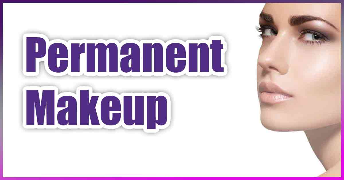 Permanent Makeup Body Beautiful Laser