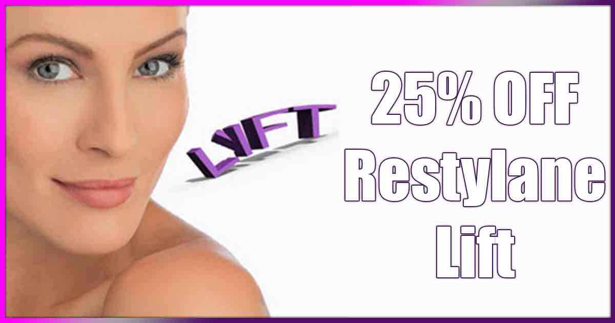 Save on Restylane Lyft