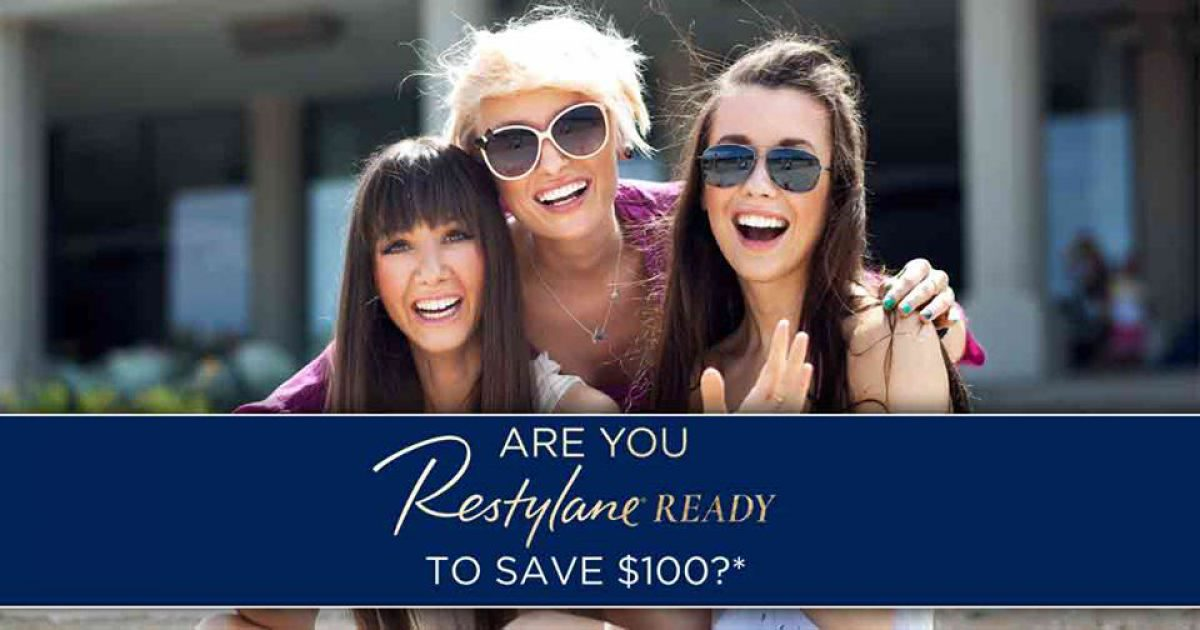 Restylane Ready Save Galderma Rewards