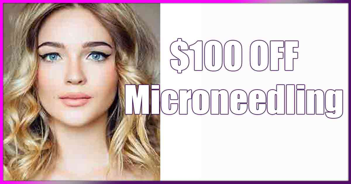 Save on Microneedling