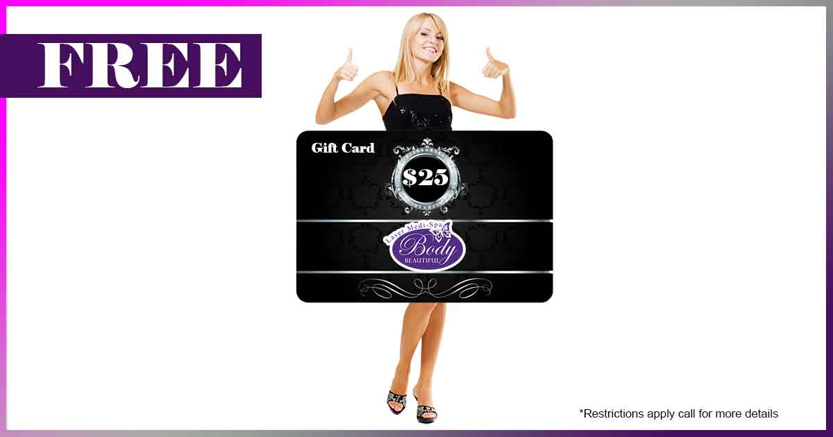 Free Body Beautiful Gift Card
