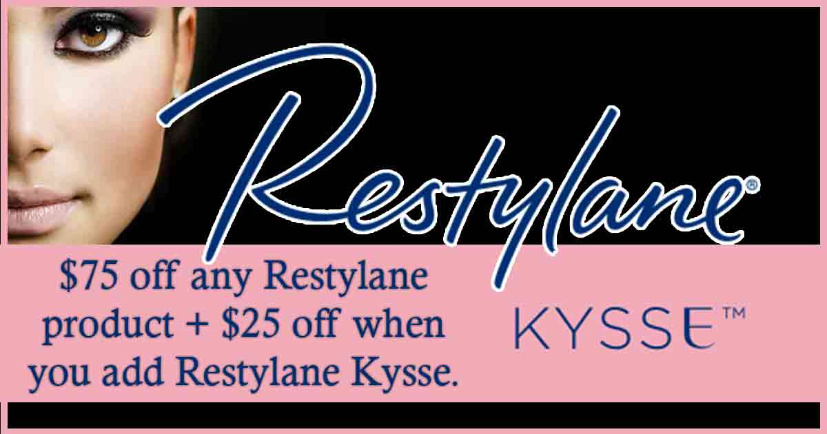 Restylane Kysse Promo