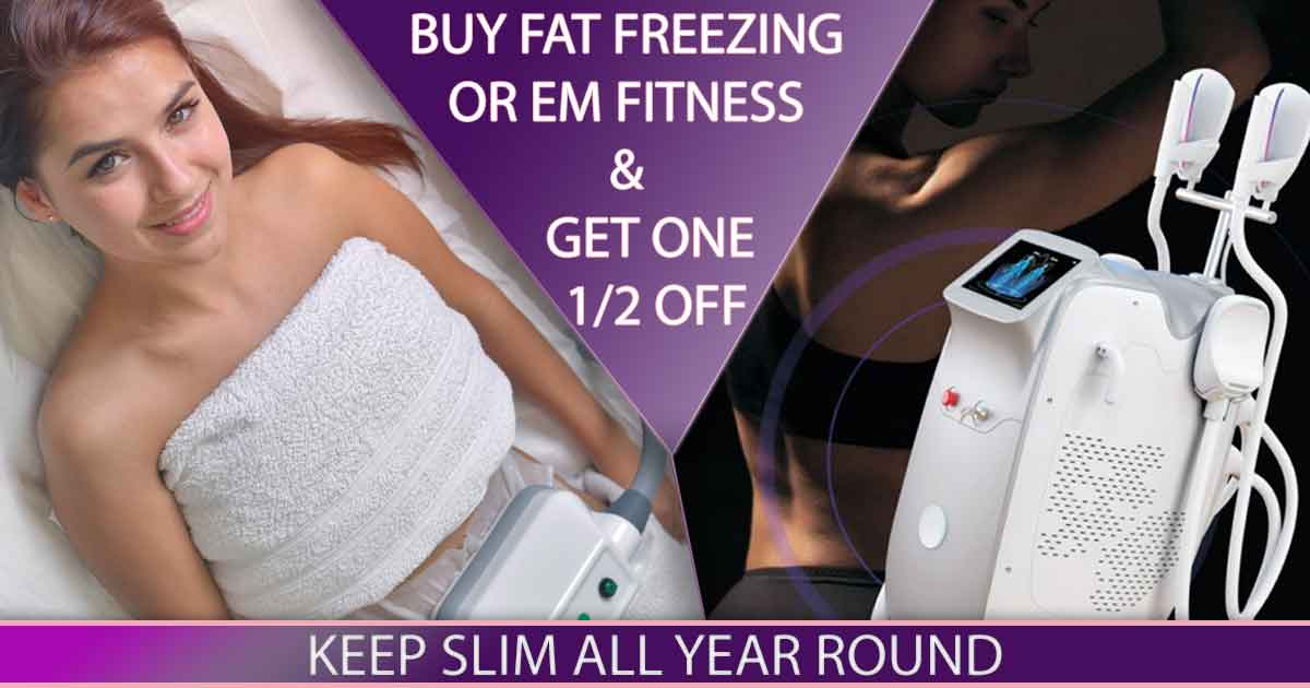 Buy one get one half off weight loss