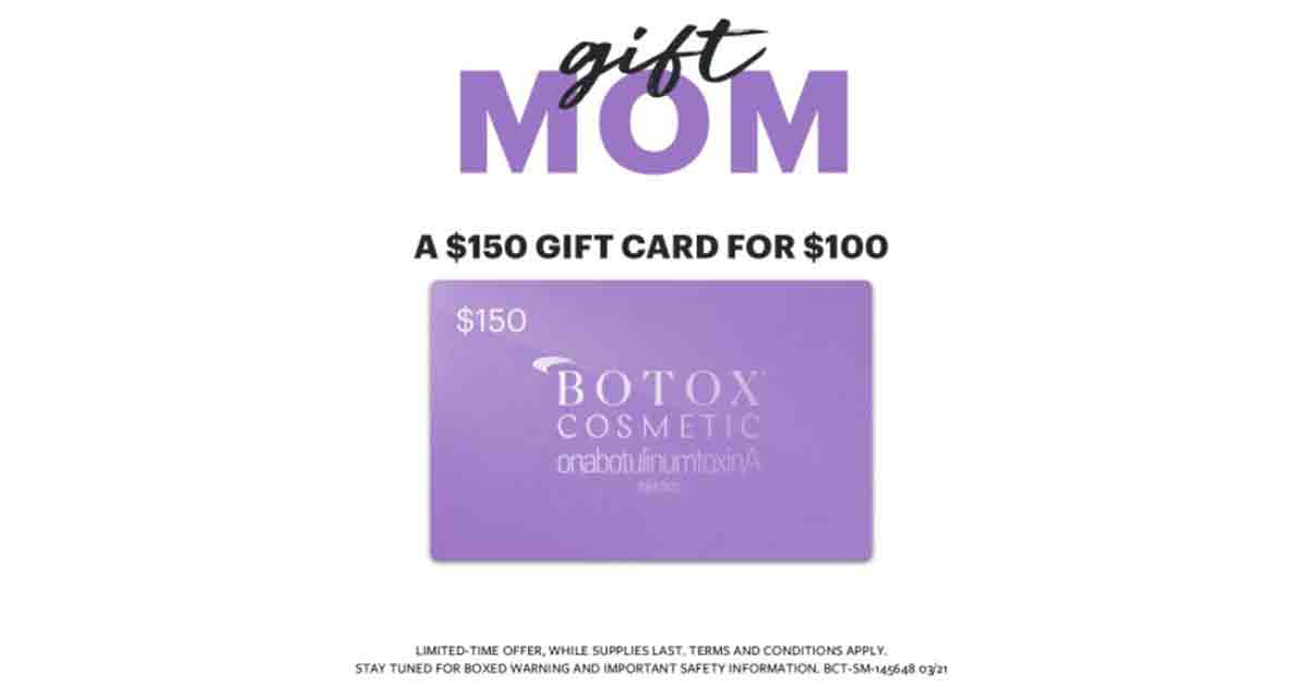 Mothers Day Allé Gift Card